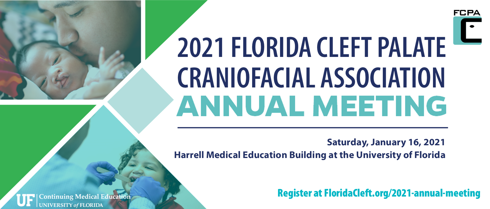 FCPA Cleft Palate Cleft Lip Craniofacial Annual Meeting